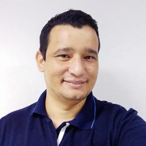 Participante André Luiz Arantes