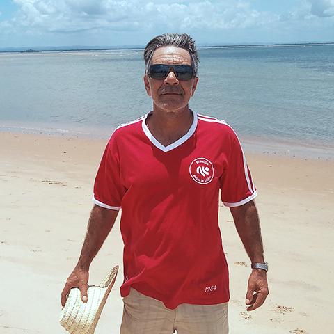 Ivan Gomes de Souza, aposentado pela Funsejem