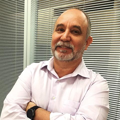 José Serafim de Freitas, diretor da Funsejem